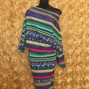 Dresses & Skirts - Mexican Party off shoulder dress